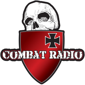 Combat Radio Sticker